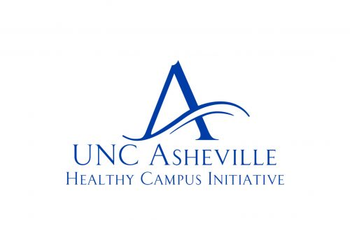 UNC Asheville Healthy Campus Initiative logo